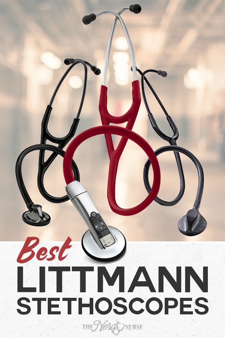 Used by a great number of proud doctors, nurses and medical professionals around the world, check out my list of the Best Littmann Stethoscopes.
