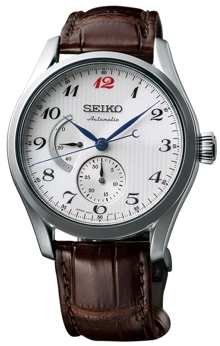 Seiko Presage Multi Hand SPB041J1 - Release date August 2016. 40.5mm case. 13.1mm thick $1137