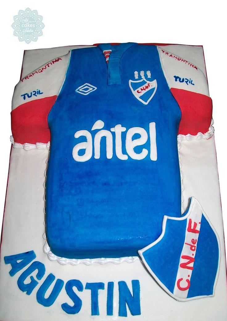 soccer tshirt Club Nacional de Football#bysandradesouza