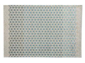 Tappeto rettangolare a motivi geometrici APOTEMA - Calligaris