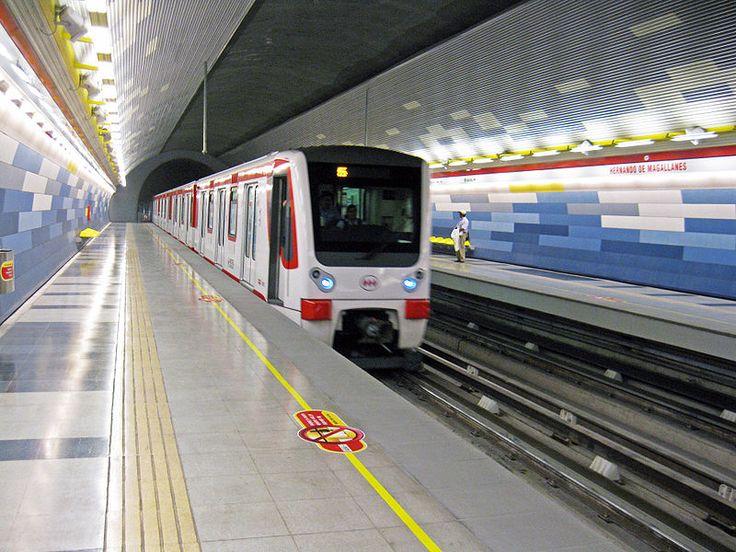 Metro, Santiago, Chile