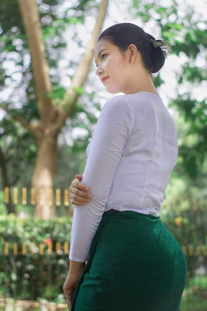 Pin On Myanmar Girls-6806