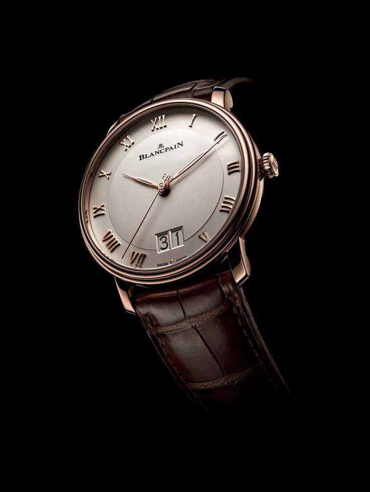 Villeret Grande Date Referenza: 6669-3642-55B http://www.orologi.com/cataloghi-orologi/blancpain-villeret-villeret-grande-date-6669-3642-55b