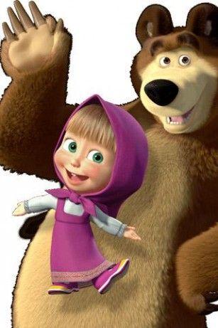 Masha and the Bear - Маша и Медведь