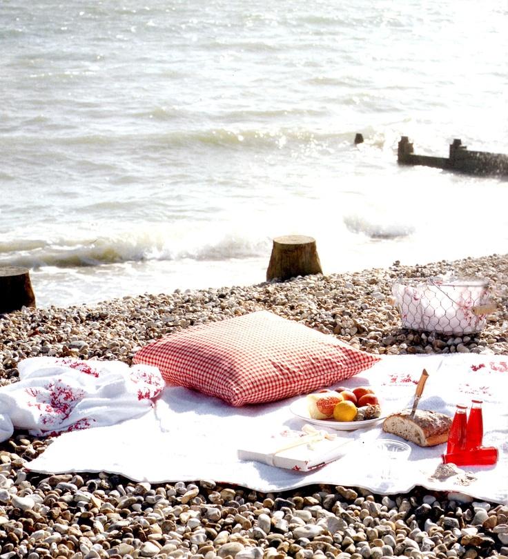Beach Blanket Date: Beach Picnic & Lounging! PERFECT Date!