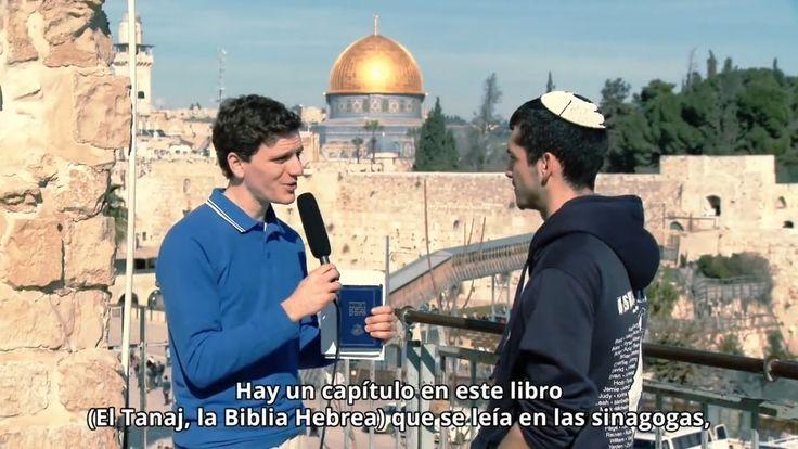 """""""El capítulo prohibido"""" en la Biblia Hebrea."""