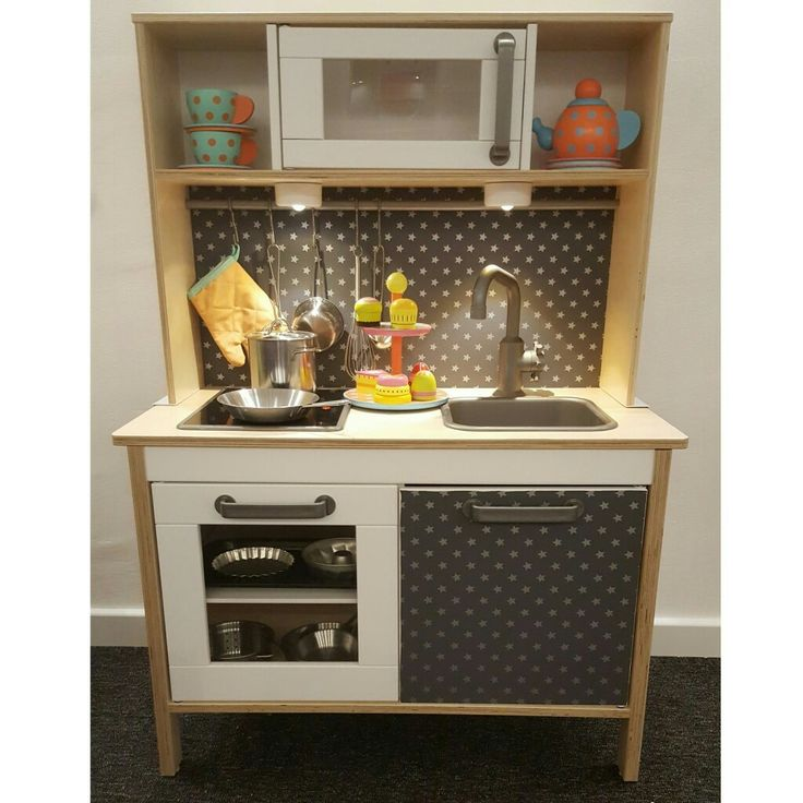 how to pimp ikea duktig diy pinterest ikea kids kitchen kitchens and ikea kids. Black Bedroom Furniture Sets. Home Design Ideas