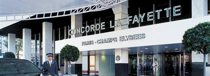 Eiffel Tower view hotel – Concorde La Fayette. Hope to go again!!: Lâ Hôtelleri Françai, Hotels Concorde, Towers View, Eiffel Towers, Paris Info, Del Hotels, Lâhôtelleri Françai, Hotels Exterior, View Hotels