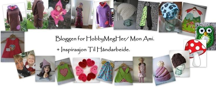 HobbyMegHer - Mon Ami!: Gratis mønstre.