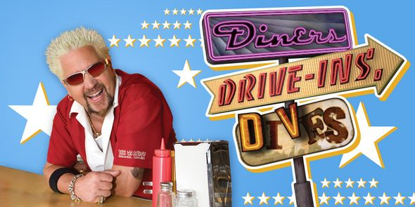 Minnesota Locations from Diners Drive-ins and Dives #OnlyinMN