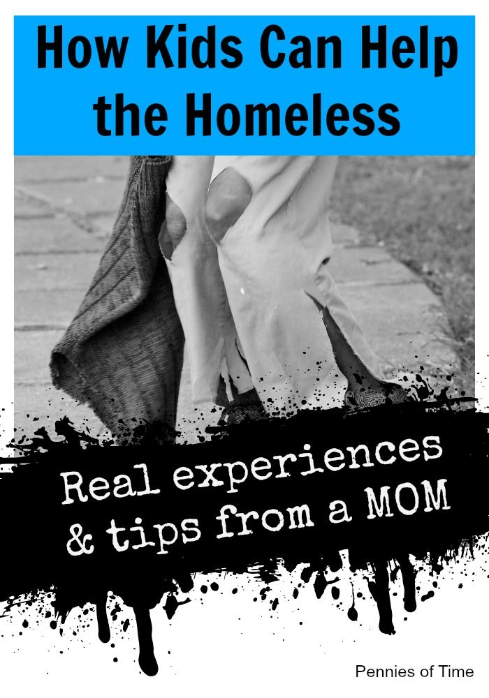 How Kids Can Help the Homeless, an article written by a mom that shares her experiences and tips she has found helpful to teach her kids about homelessness and ways her kids can help. #homelessness #kindness #bethechange