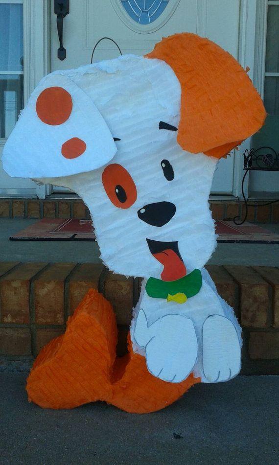 Puppy custom hand made pinata use for por PrettyCreations4fun