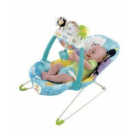Baby Holders: Recommendations for bouncers and infant swings from a mom who does the research for us! (Lucie's List)