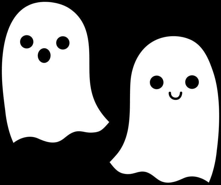 SCAL SVG Ghost Halloween