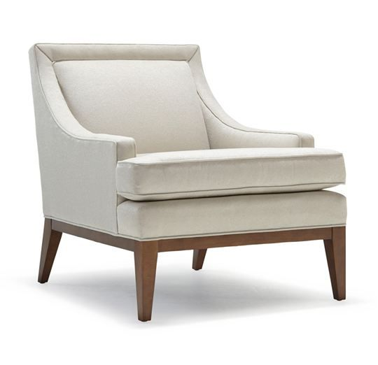 a beautifully tailored mid size chair perfectly proportioned for lounging or conversation a handsome welted border frames the back and emphasizes the bathroomhandsome chicago office chairs investment furniture