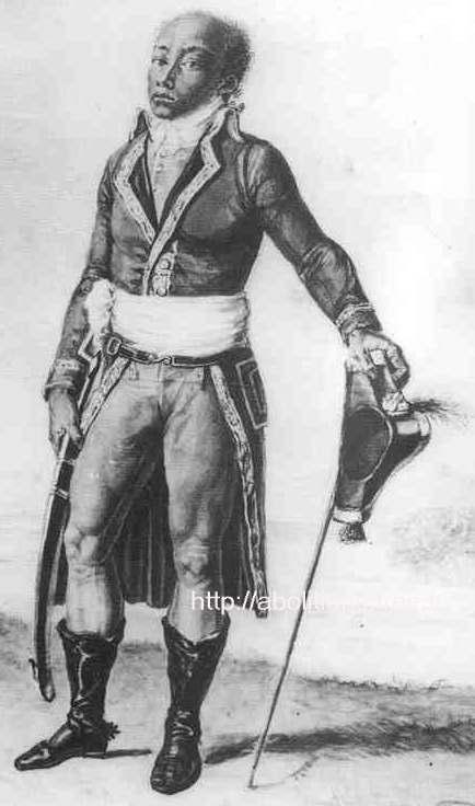 What made Toussaint L'Ouverture (Haitian rev.) an effective leader?