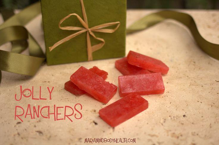 Sugar-Free Jolly Ranchers anyone???
