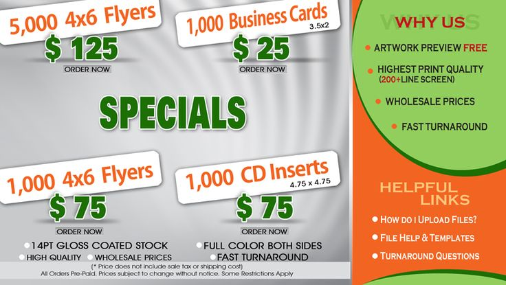 Texas Super Printer. Full Color Printing, Fastest Turnaround, Highest Quality, Lowest Prices Guaranteed. Shipping Nationwide.