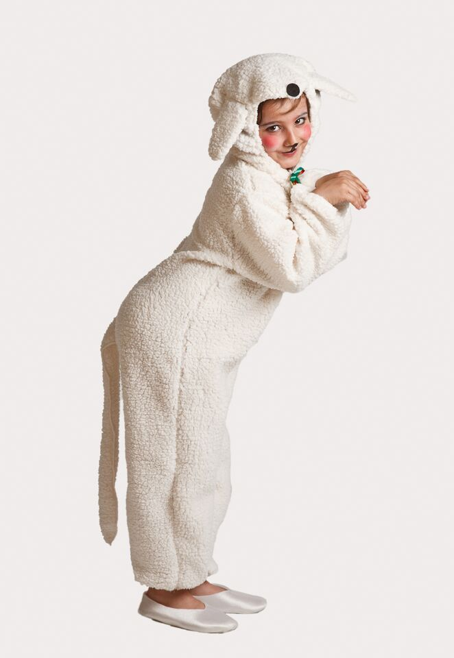 Disfracesmimo disfraz de oveja infantiles para ni os y - Disfraces de gatitas para nina ...