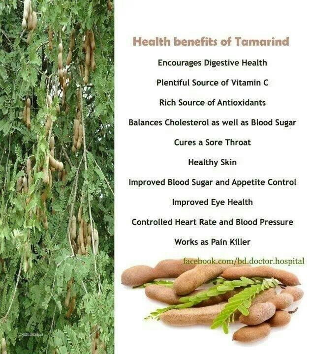 7 Amazing Benefits of Tamarind