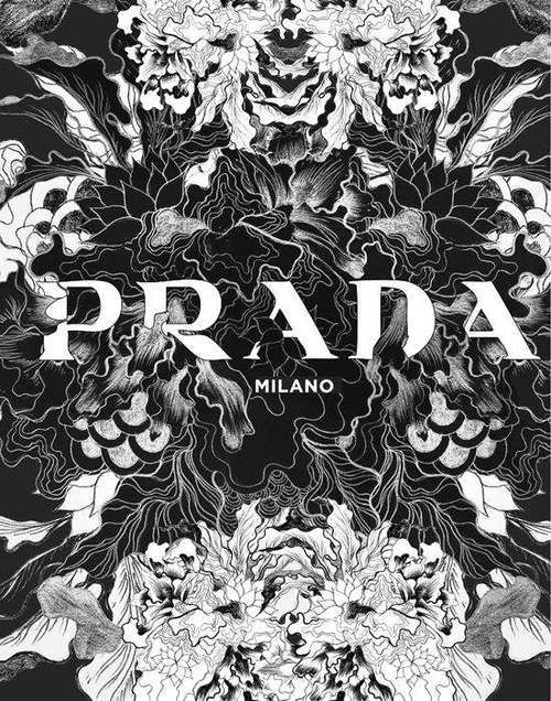 Prada Flowering Artwork