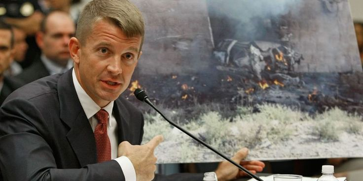 Erik Prince Is a Name You Need to Know  The Blackwater founder is dealmaking with the Russians.