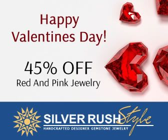 SilverRushStyle.com -50% OFF Our Special Valentine's Day Collection