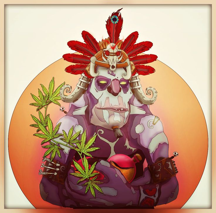 Witch Doctor (Dota 2) by eZeeD.deviantart.com on @DeviantArt