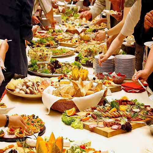 Appetizer Only Wedding Reception: Pin By Janna Zilberman On Entertaining