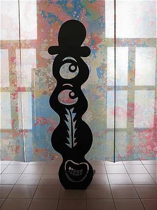 AD Galerie expose Hervé Di Rosa à Montpellier