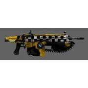 Gears of War Judgment full size replica Lancer