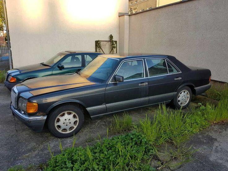 Mercedes w126 500 SE   Check more at https://0nlineshop.de/mercedes-w126-500-se/