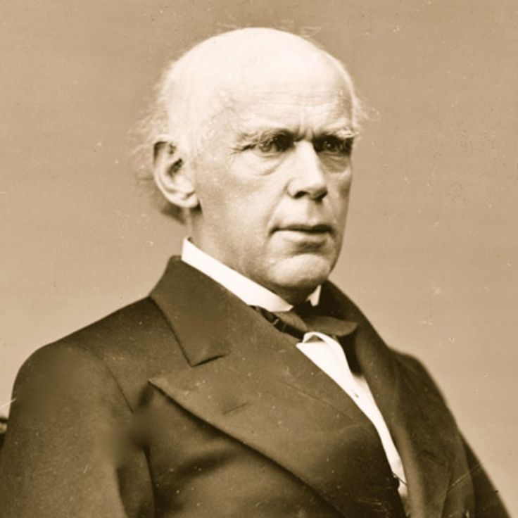 Lincoln's Secretary of the Treasury Salmon P. Chase, implemented the National Banking Act and was named chief justice of the Supreme Court. Learn more at Biography.com.
