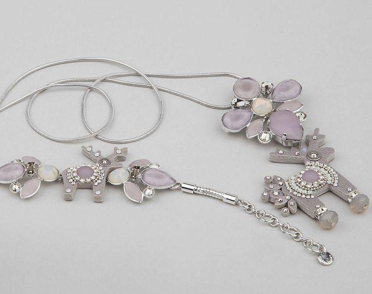 Ozdobte se opálem - Zimní kolekce Jeleních šperků / 2015
