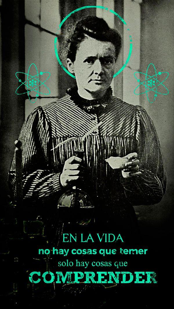Marie Curie/ Wild STD 2K15
