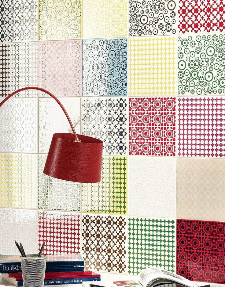 Ceramic wall #tiles WONDERWALL by ASCOT Ceramiche