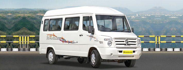 Hire Luxury Tempo Traveller