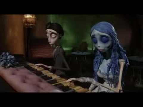 Halott Menyasszony (Zongorajelenet) - YouTube
