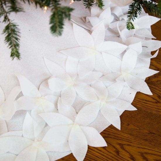 17 best diy tree skirts images on pinterest christmas crafts la a step by step tutorial on how to make this awesome christmas tree skirt diy solutioingenieria Choice Image