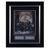 Sons of Anarchy Cast Autographed Photo Framed Display