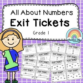 This pack includes 35 different exit tickets to assess your students understanding of number and place value as expected in the Year 1 Australian Curriculum. These exit tickets encourage students to show their understanding and to assist in obtaining immediate evidence on how well students have grasped each concept.