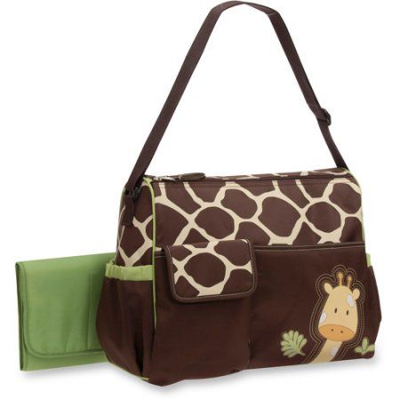 Baby Boom - Diaper Bag, Giraffe Here's something cutesy too. Pick two, maybe one pretty for occasion and on for everyday.