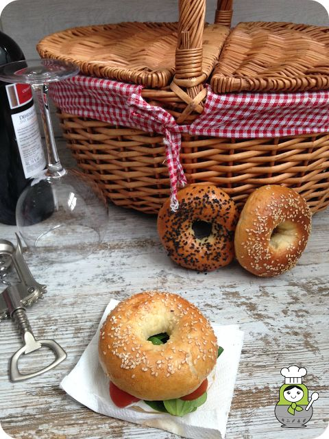 Chef in Chief: Bagels