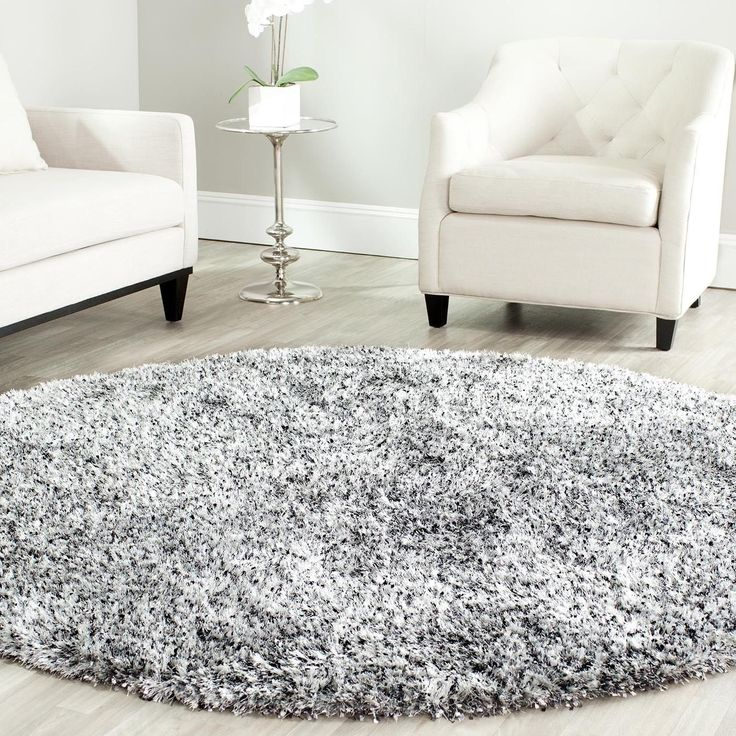 reduced round area rugs nuloom white rug eleonora ft x
