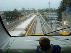 Traveling With Kids: Fun with kids in Vancouver: 5 Skytrain destinations