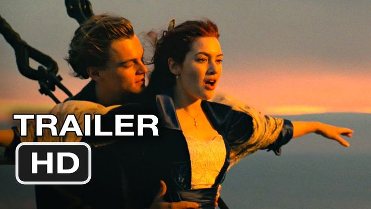 Titanic 3D Re-Release Official Trailer #1 - Leonardo DiCaprio, Kate Wins...