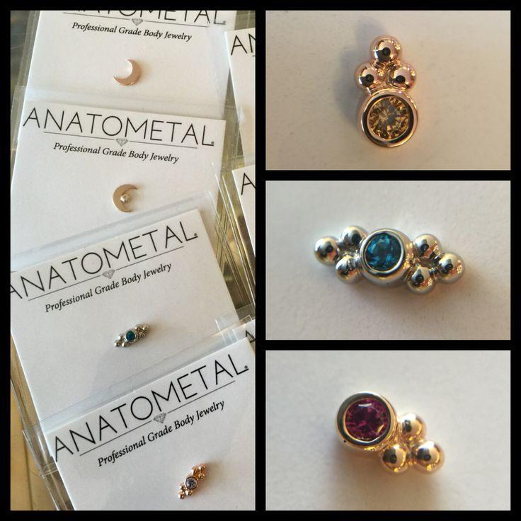Jewelry from Anatometal