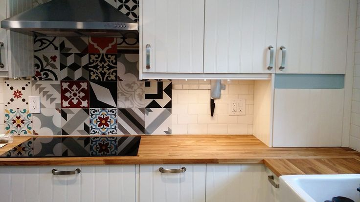 This Ikea Farmhouse Kitchen Was Inspired By A Beautiful Kitchen In