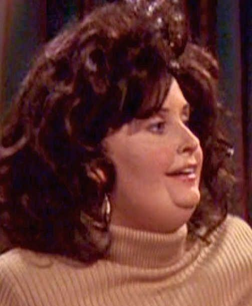 Stout Make Up How exactly did they make Monica Geller of Friends look fat in ...