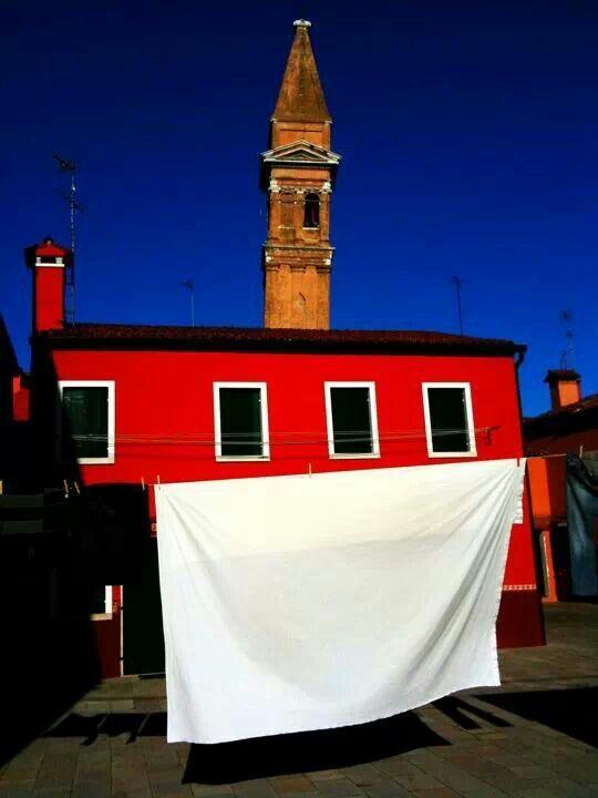 Burano Island Italy